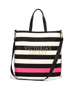 Victorias Secret Striped Tote Brand New (Original Price. $58) - $34.64