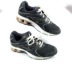 Nike Women's Shox Alegria Glow Anthracite 309480 001 Walking Running Sho... - $34.44