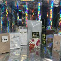 NEW IN BOXES Mini Fragrance / Perfume Lot Tom Ford Gucci Lancome Nest Citrine ! image 5