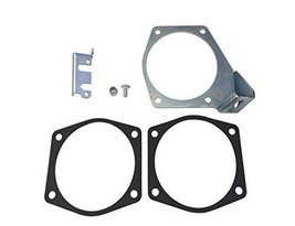 A-Team Performance Throttle Cable Bracket Compatible with Intakes 92MM 102MM LS  image 2