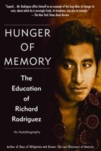 Hunger of Memory: The Education of Richard Rodriguez [Paperback] Rodriguez, Rich image 1