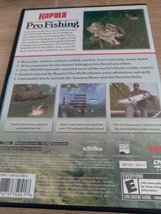 Sony PS2 Rapala: Pro Fishing~COMPLETE image 4