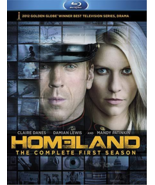 Homeland: Season 1 [Blu-ray] - $5.00