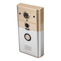 720P Wireless Doorbell WiFi Video Camera Phone Door Intercom IR Night Vision P2P image 4