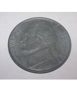 1776-1976 LARGE JEFFERSON NICKEL US BICENTENNIAL TOKEN - $9.89
