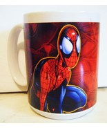 "MARVEL Spider-Man Microwave Safe 4"" Mug, Shelf ... - $14.99"