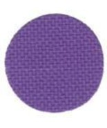 Lilac 22ct Hardanger 36x30 (1/2yd) cross stitch fabric Wichelt - $24.30