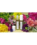 Jasmine Flower Perfume Oil by BERRYSWEETSTUFF.COM  Handmade - $7.00