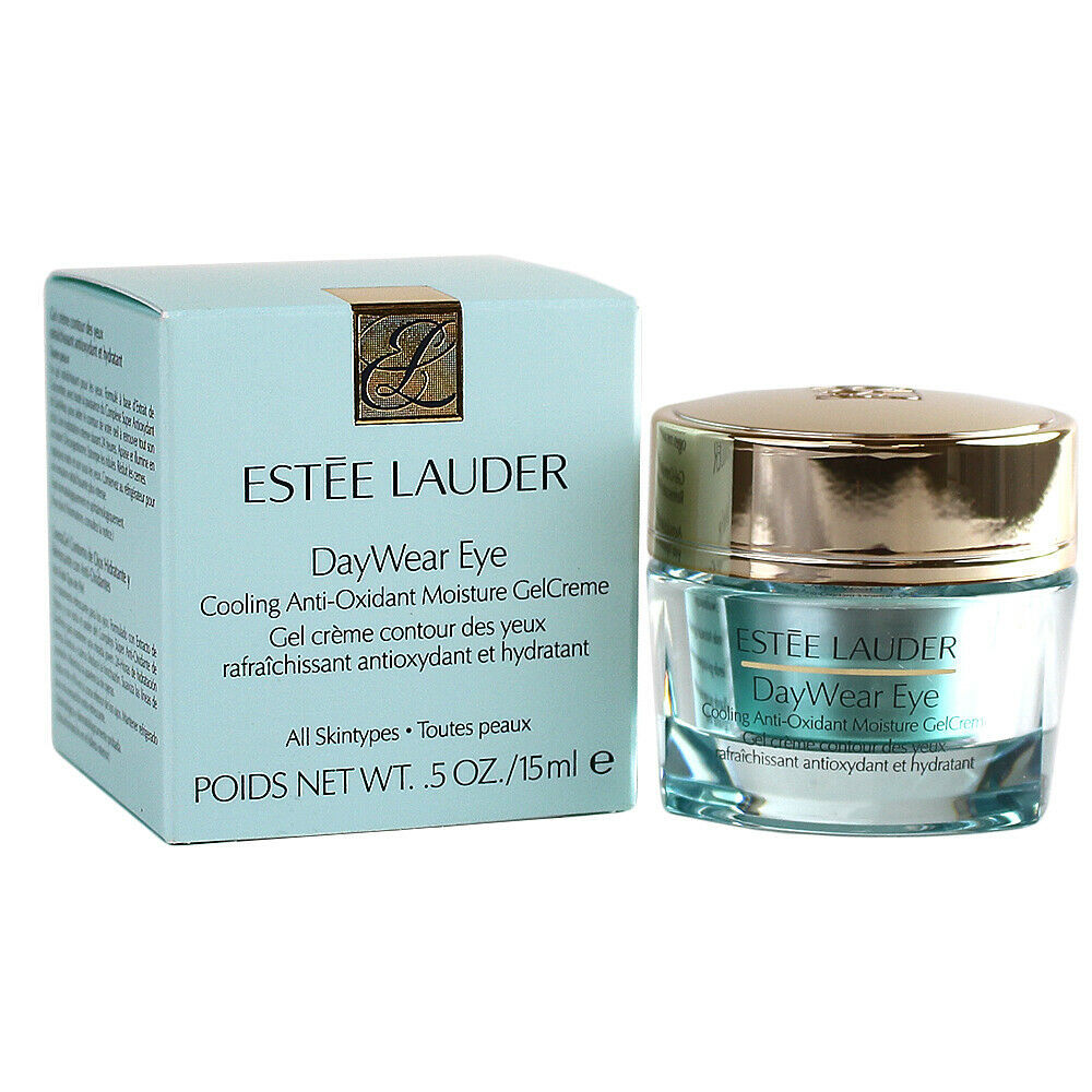Primary image for Estee Lauder DayWear Eye Cooling Anti-Oxidant Moisture Gel Creme, 0.5oz SEALED