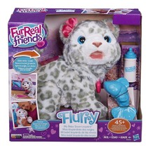 FurReal Friends Flurry My Baby Snow Leopard Pet  NEW! - $67.00