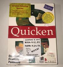 Intuit Quicken Original Version Microsoft Windows Compatible Brand New V... - $99.00