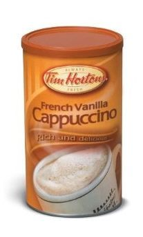 French vanilla cappo can 1