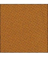 Tobacco 22ct Hardanger 18x21 (1/4yd) cross stitch fabric Wichelt - $12.25