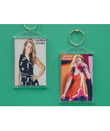 Lauren Alaina 2 Photo Designer Collectible Keyc... - $9.95