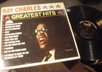 Ray Charles - Greatest Hits - ABC Records ABC 415 - LP