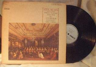 Pittsburgh Symphony Orchestra - STRAUSS Waltzes and Polkas  - Pickwick PC4011