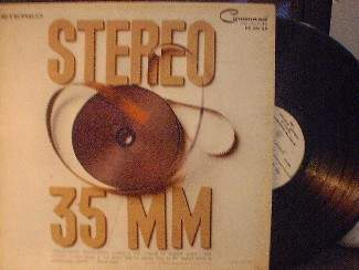 Enoch Light & His Orchestra - Stereo 35 MM - Command Records RS 826 S.D.