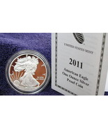 2011 W SILVER EAGLE PROOF ,Ready to Ship - €75,11 EUR