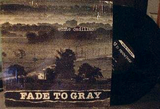 "Fade to Gray - White Cadillac - ID Productions 001 - 12"" Single"