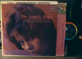 Michael Collins - The Lonely Heart - Capitol Records ST 10236 - $4.00