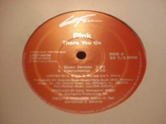 Pink - There You Go - PROMO Copy -  LaFace Records 4418