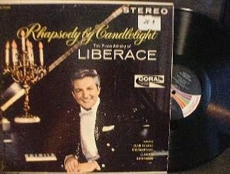 Liberace rhapsodybycandlellight