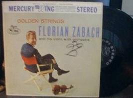 Florian Zabach - Golden Strings - Mercury Wing SRW 16172  - $3.00
