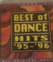 Best of Dance Hits 95-96 Cd - $10.50