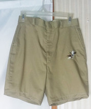 Vintage Woolrich Women's Shorts Size 13/14 - Tan Style #1171 Made in the USA - $14.95
