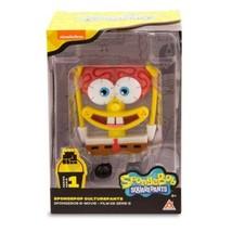 Nickelodeon Spongebob Squarepants Culturepants B-Movie Film Brain Figure Ser 1