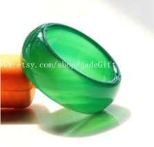 FREE SHIPPING -  Natural green jadeite jade charm Ring ,  jadeite jade ring -Cus - $18.99