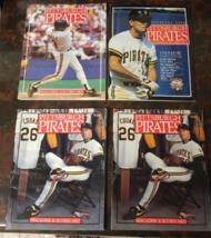 Pittsburgh Pirates Game Programs- 1990s (4 Total)  - $12.99