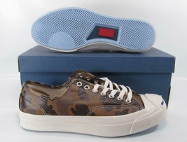 Converse Jack Purcell Signature Ox SAND DUNE CAMO Waxed Nylon 151457C (7 MEN) image 2