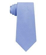Macy's Kors Men's Puppytooth Classic Silk Tie Light Blue - $44.55