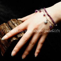 Free shipping -  AAA fashion Chinese style  NATURAL Amethyst Meditation ... - $32.99