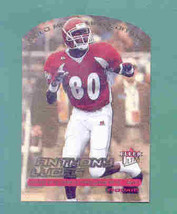 2000 Ultra Gold Medallion Anthony Lucas Rookie Card Packers - $3.00