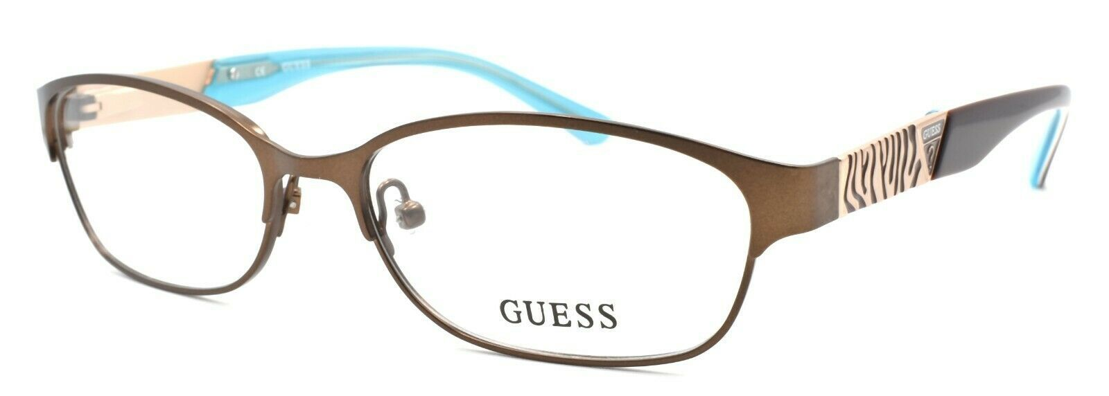 Primary image for GUESS GU2353 BRN Women's Eyeglasses Frames 53-16-135 Brown