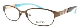 GUESS GU2353 BRN Women's Eyeglasses Frames 53-16-135 Brown - $64.15
