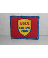 Vintage NRA 2 / Two Million Club Collectible Patch   - $6.49