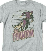 The Phantom t-shirt retro 80's comics crime fighter graphic tee KSF180 image 2