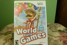 World Party Games (Nintendo Wii, 2009) VG Condition  - $7.91