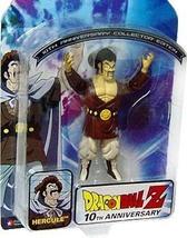 Dragon Ball Z 10th Anniversary  Mr. Hercule Collector Edition Figure Bra... - $39.99