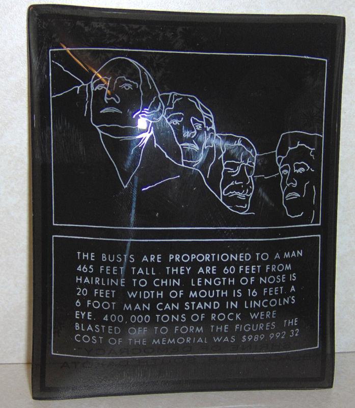 Shrine of Democracy Black Hills South Dakota Plaque