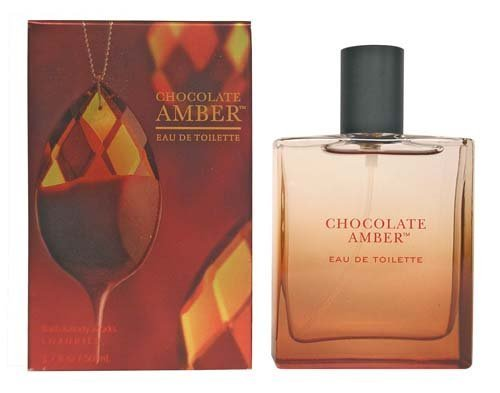 Bath & Body Works Chocolate Amber Luxuries Eau de Toilette 1.7 oz