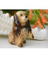 Hagen Renaker Miniature Mama Cocker Spaniel Figurine Vintage  - $17.95