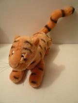 "Disney Classic TIGGER Plush Tiger 16 "" Orange Striped Stuffed Animal Dis... - $14.85"