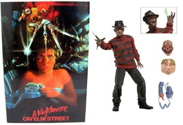 "Wonder Neca Freddy Krueger A nightmare on Elm Street 30th Ann. 7"" figure - $27.62"