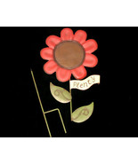 Metal Spring Garden Flower Stake Plenty - $10.95