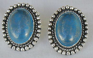 Primary image for   Blue Mali earrings