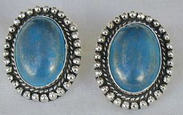 Blue Mali earrings   - $28.00